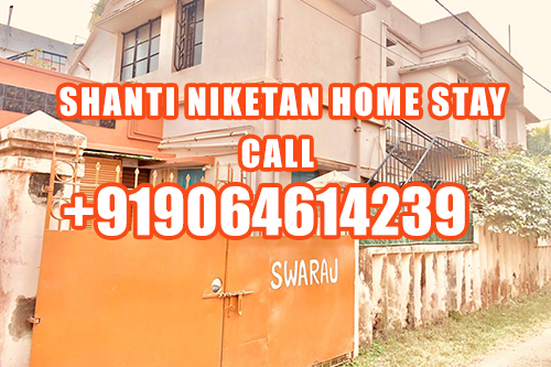 Best place to Home Stary at shantiniketan